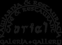 Logo Restauracja Ariel